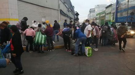 Ambulantes toman la avenida Grau y calles aledañas [FOTOS]
