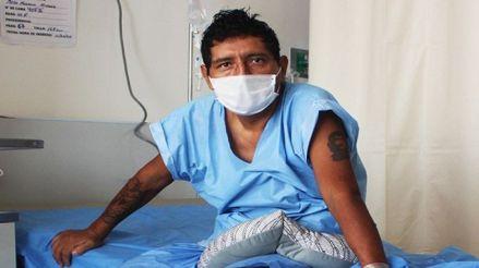 """""""Siento que he vuelto a nacer"""": comerciante de La Parada venció a la COVID-19 tras 24 días en UCI"""