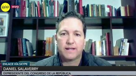 """Daniel Salaverry: """"El modelo nos ha permitido afrontar con solvencia la crisis económica"""""""