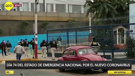 Policía y la Fiscalía intervienen sorpresivamente la Municipalidad de San Martín de Porres [VIDEO]