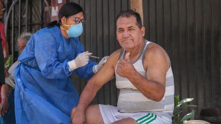Minsa inició vacunación contra la influenza y neumococo en centros de salud