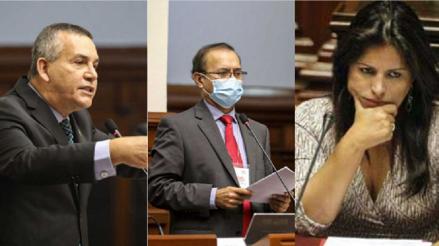 ¿Qué dijeron estos congresistas sobre la aprobación del Voto de Confianza?