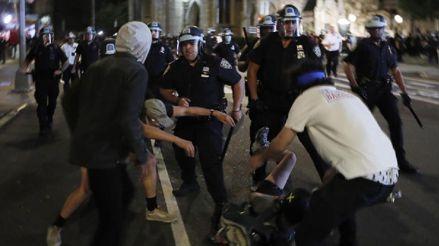 Estados Unidos: Unas 150 personas detenidas en Minneapolis por desafiar el toque de queda