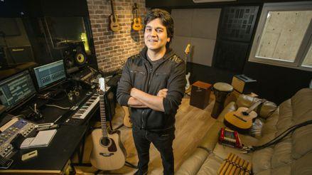Lucho Quequezana alista Cabina Libre, el primer set multiplataforma para música y artes