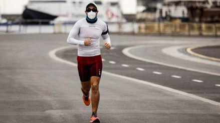 ¿Qué mascarilla es la adecuada para realizar actividad física?