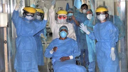 Casi 3 000 peruanos superaron el coronavirus en el último día y el total llega a 79 214