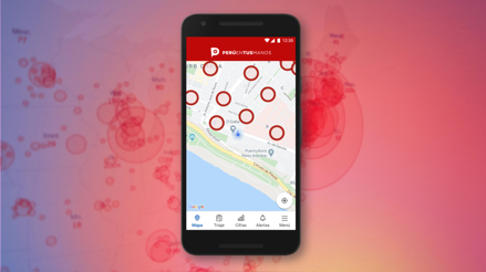 """App """"Perú en Tus Manos"""" llega a 1,5 millones de descargas en teléfonos a nivel nacional"""