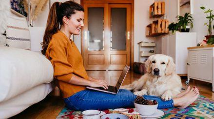 Cuarentena: Diez consejos para mantenerse activo y saludable mientras trabaja desde casa