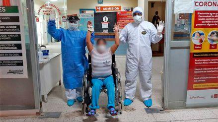 ¡Ganaron la batalla! 92 929 personas vencieron al nuevo coronavirus y fueron dadas de alta