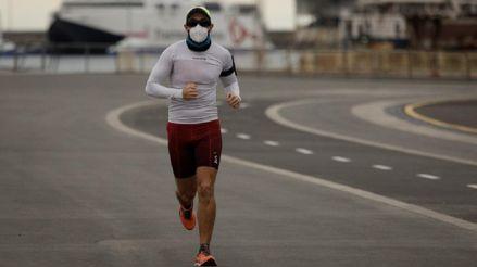 Cuarentena: ¿Qué debemos tener en cuenta para salir a correr en espacios públicos?