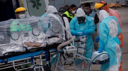 Chile registra 2 870 fallecidos y nuevo récord diario de contagios de COVID-19