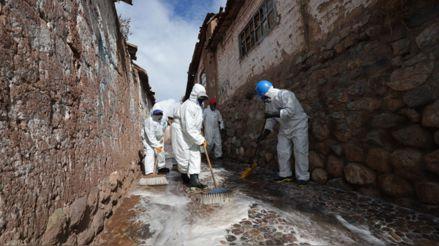 ¿Cómo vienen trabajando en Cusco para controlar la pandemia del nuevo coronavirus?