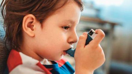 Coronavirus: ¿Es el asma un factor de riesgo en los niños frente a la COVID-19?