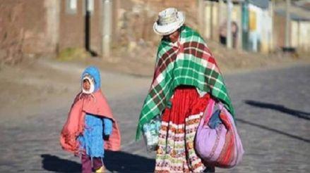 La situación de Ayacucho ante la temporada de heladas y la COVID-19