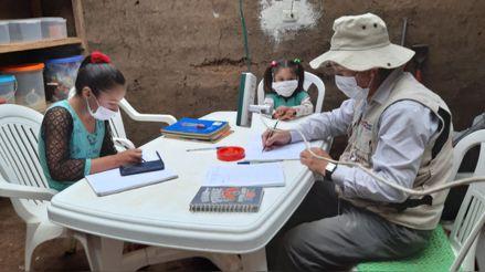 ¿Las zonas rurales de Junín están preparadas para iniciar las clases presenciales?