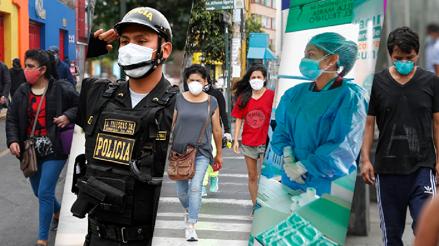 Coronavirus en Perú: Testimonios de peruanos en el día 100 del Estado de Emergencia [Audiogalería]