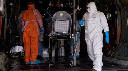Chile supera los 250 000 casos de la COVID-19 y registra más de 4 500 muertos