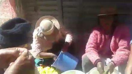Huancayo: Con ollas comunes, pobladores sobreviven a la pandemia de la COVID-19