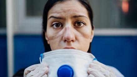 Respeto y gratitud con los trabajadores de primera línea que cuidan de nosotros en esta pandemia