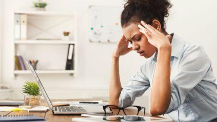 Síndrome de Burnout: Cuando el estrés afecta nuestra salud emocional