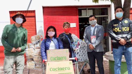 Elisabeth Gamarra, la peruana que ayuda a casas hogares de niñas vulnerables y adultos mayores en Cusco