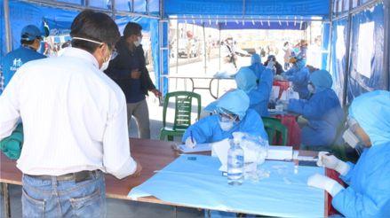 Arequipa tuvo más de 4 mil casos y 80 fallecidos en la última semana, según Defensoría