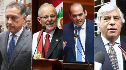 Fiscal formalizó investigación a PPK, Sepúlveda y exministros por la IIRSA Sur: las claves del caso