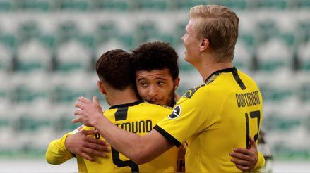 Borussia Dortmund reveló la cifra millonaria que perdió por el coronavirus