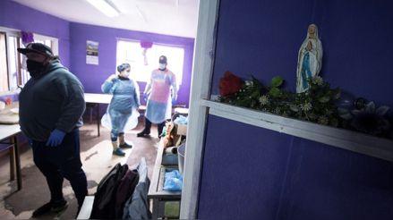 Chile registra 3 394 nuevos casos de COVID-19, su cifra más baja en mes y medio