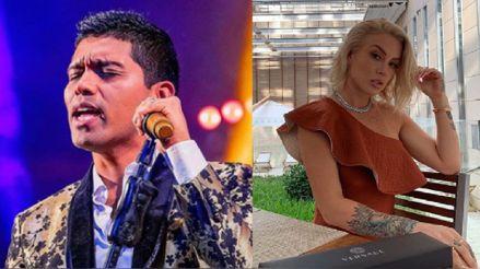 Christian Yaipén y su respuesta tras superar en vistas a la nueva canción de Leslie Shaw con su concierto en vivo