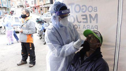 El coronavirus se multiplica en Colombia con más de 95 mil contagios y 3 223 fallecidos