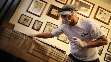 6 millones de trabajadores de restaurantes volverán a sus puestos, estima presidenta de Ahora Perú