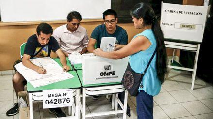 Elecciones 2021: ¿Es viable el voto electrónico no presencial?