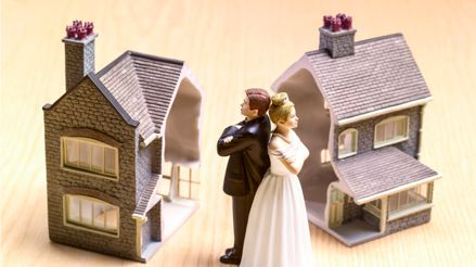 Parejas tienen más conflictos en confinamiento: ¿Cómo iniciar el trámite de divorcio?
