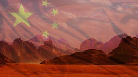 China enviará este mes su primera sonda a Marte, bautizada como 'Preguntas al cielo'