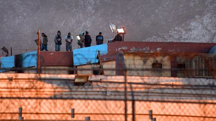 Reos son condenados a 1 200 años de prisión por provocar motín en penal de México