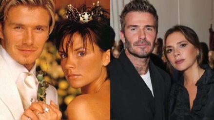 David y Victoria Beckham celebran 21 años de matrimonio con emotivos mensajes en redes sociales