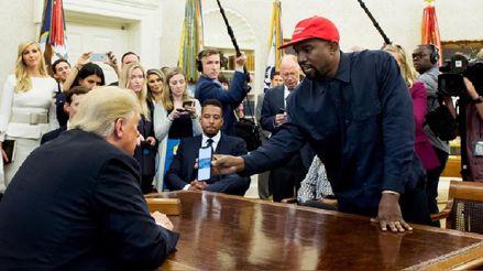 Kanye West anuncia su candidatura en Estados Unidos: