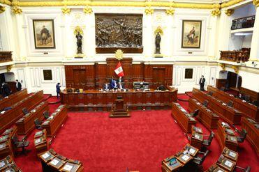 EN VIVO | Pleno del Congreso debate reforma sobre impedimento de postulación para condenados por corrupción