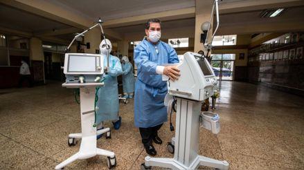 Perú pasa de 100 a casi 2 000 ventiladores mecánicos para COVID-19 en 4 meses de emergencia