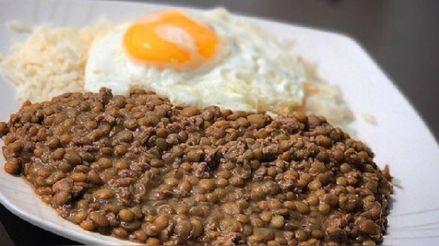 Receta de lentejas: Prepara este plato con mucha proteína en casa