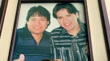 Deyvis Orosco celebra el cumpleaños número 50 de su padre con fotos inéditas: