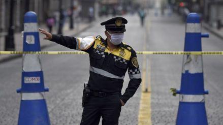 Ciudad de México restringirá el acceso al centro histórico según el apellido