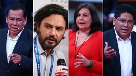 Congresistas se pronuncian por la aprobación de la eliminación de inmunidad a parlamentarios y altos funcionarios