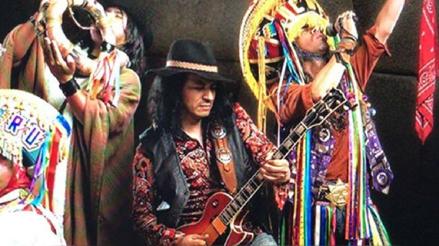 """Marcos Maizel, guitarrista de Uchpa: """"La pandemia nos ha golpeado duramente"""""""