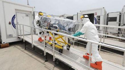 Minsa reporta 11 500 fallecidos y más de 319 mil casos de la COVID-19 en Perú