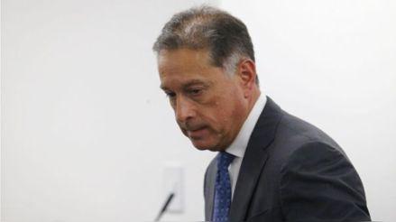 Gerardo Sepúlveda quedó impedido de salir del Perú por los próximos 6 meses