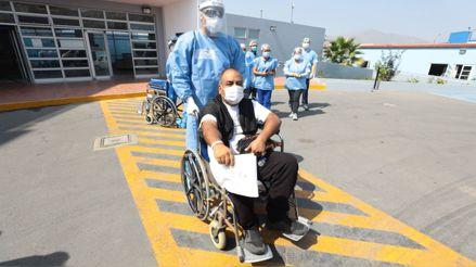 Minsa: Cifra de recuperados de COVID-19 supera los 223 000
