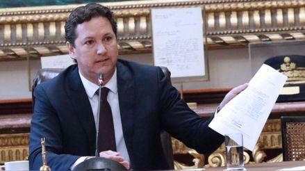 """Salaverry sobre denuncia constitucional en su contra: """"Soy el más interesado en que se investigue"""""""