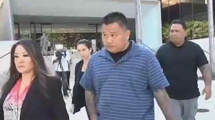 Policía estadounidense que forzó a hombre sintecho a lamer un orinal es condenado a prisión